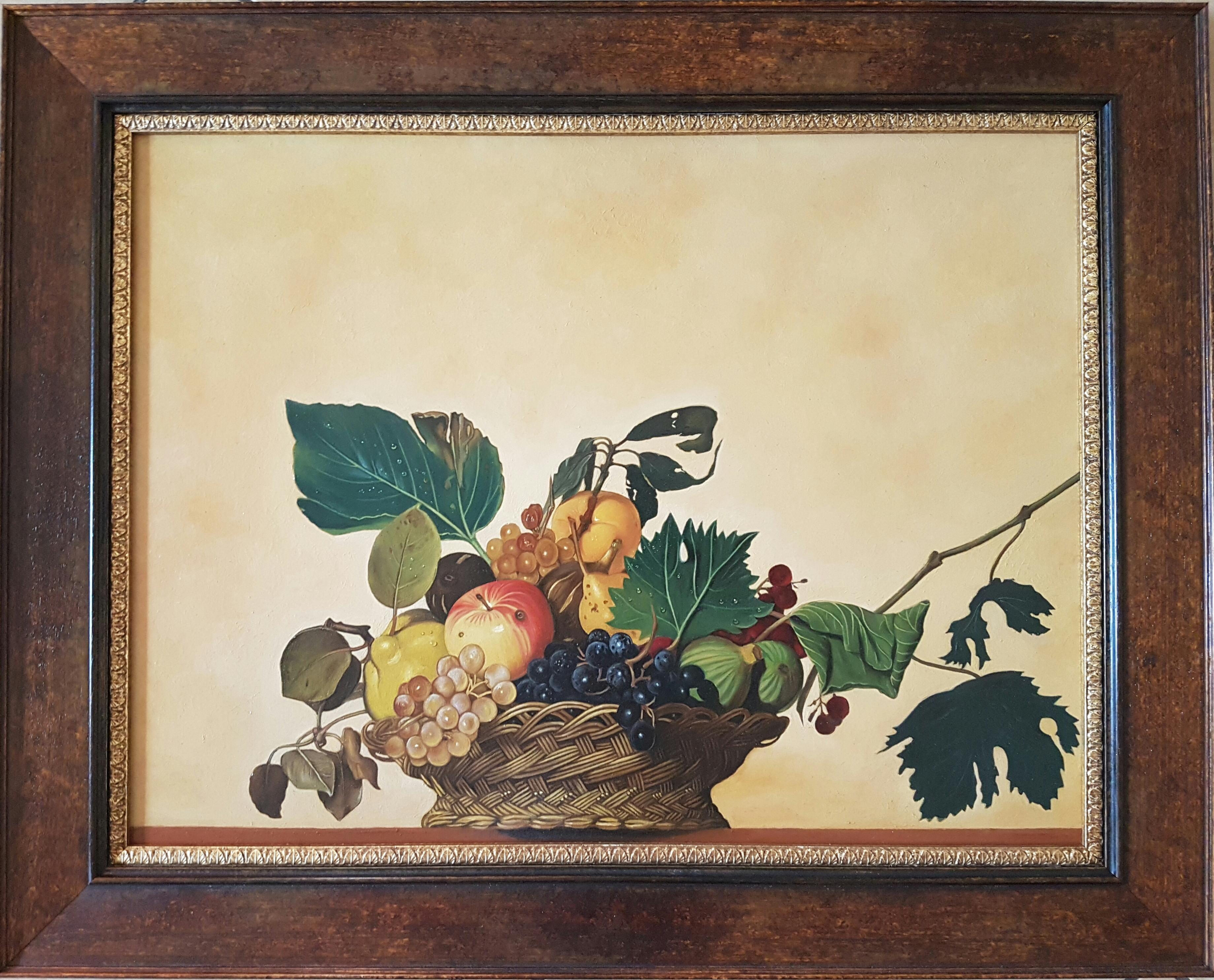 Elegante Disegni Da Colorare Caravaggio Cesto Di Frutta Migliori
